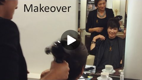 Sweet hairstyles - Quick Makeover Clip