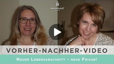 Videos Haarpflege Styling Mahnaz Friseur Hamburg