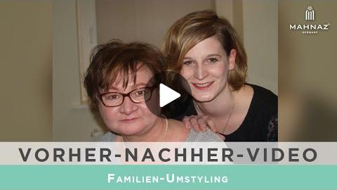 Mutter-Tochter-Umstyling (Hamburg)